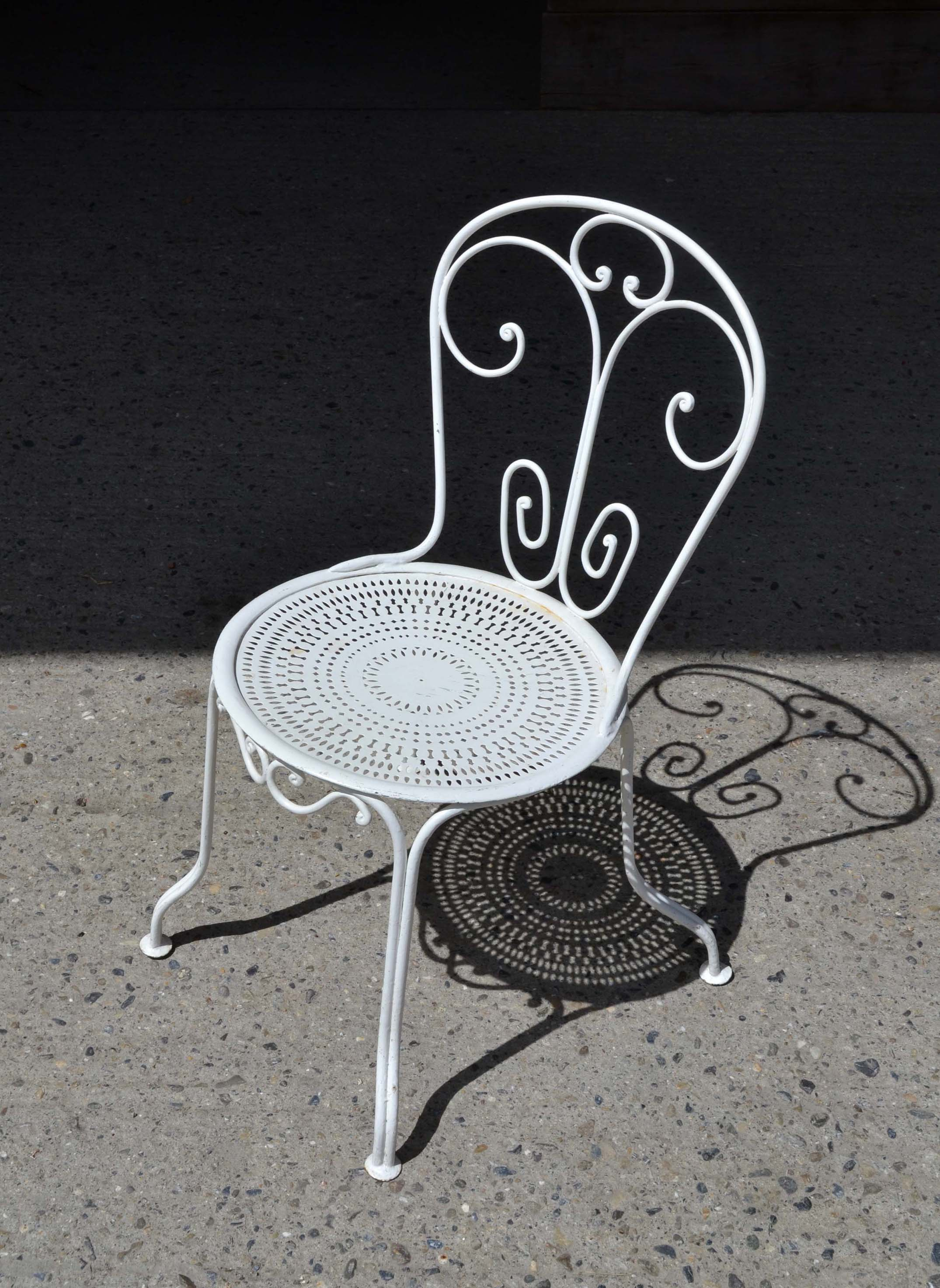 mobilier de jardin ancien et objets en fer brocante d co. Black Bedroom Furniture Sets. Home Design Ideas