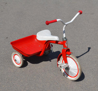 tricycles des ann es 1970 demarque winther danemark avec. Black Bedroom Furniture Sets. Home Design Ideas